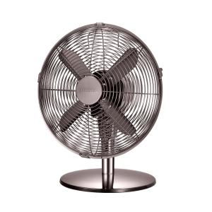 Table fan FANCY HOME ø 30 cm, anthracite
