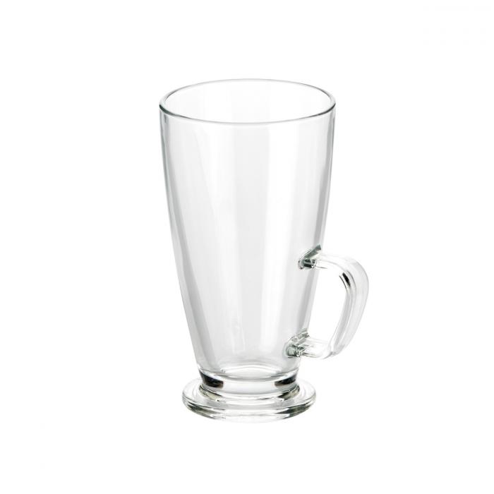 Caneca de vidro CREMA 300 ml