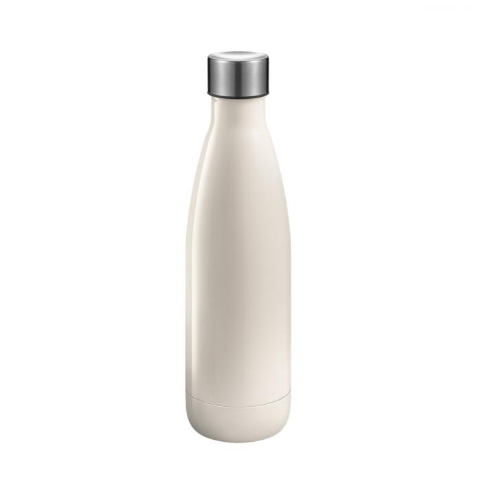 Botella CONSTANT PASTEL 0.6 l, acero inoxidable