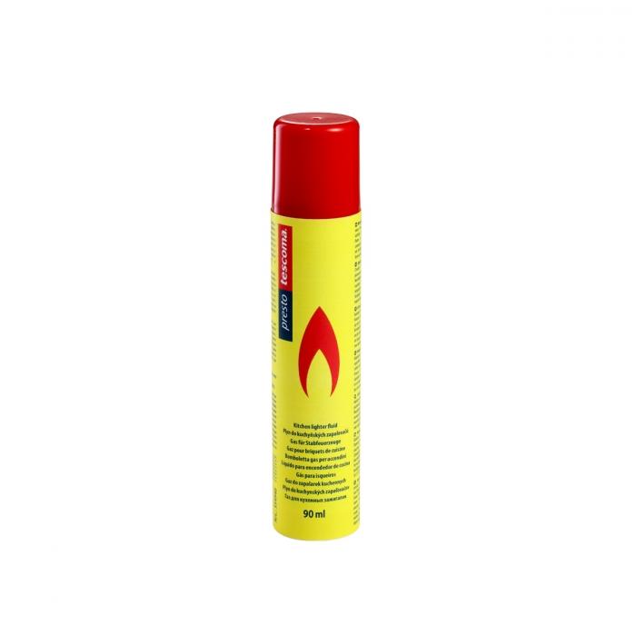Gás para isqueiros PRESTO 90 ml