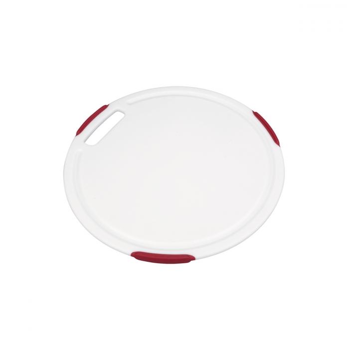 Tabla de cortar redonda COSMO, ø 24 cm