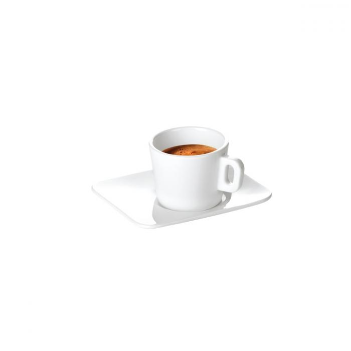 Šálek na espresso GUSTITO, s podšálkem