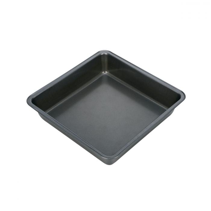 Plech na pečení čtvercový DELICIA 21x21 cm