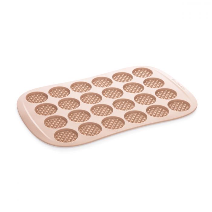 Forma p/ mini waffle TESCOMA DELLA CASA