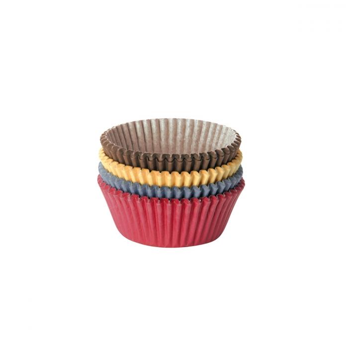 Cukrářské košíčky DELÍCIA ø 6.0 cm, 100 ks, barevné