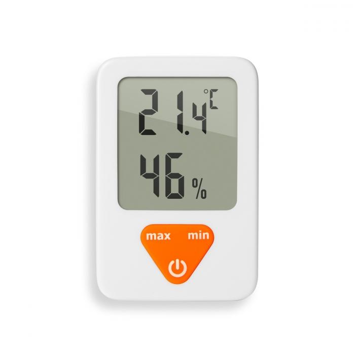 Higrómetro com termómetro ACCURA