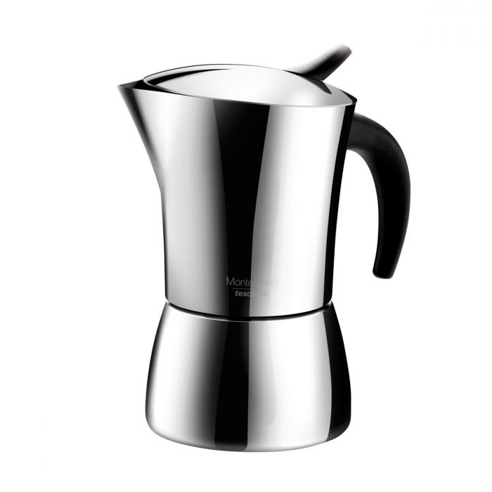 Cafetera MONTE CARLO, 6 tazas