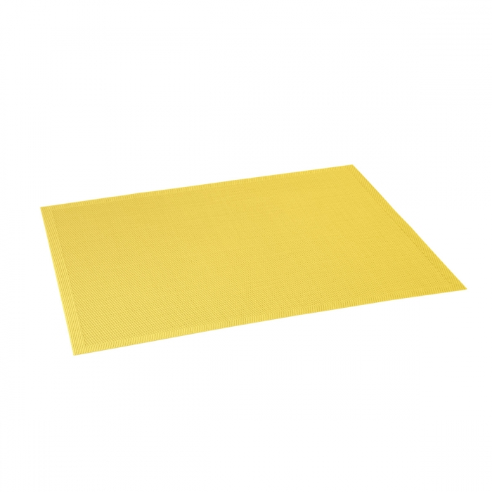Base individual  FLAIR STYLE 45x32 cm, banana