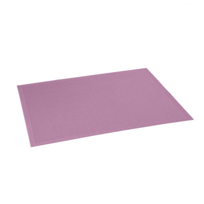 Base individual FLAIR STYLE 45x32 cm, lilás