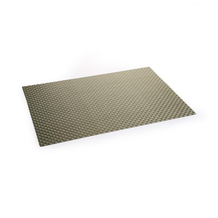 FLAIR SHINE étkezési alátét 45x32 cm, zöld