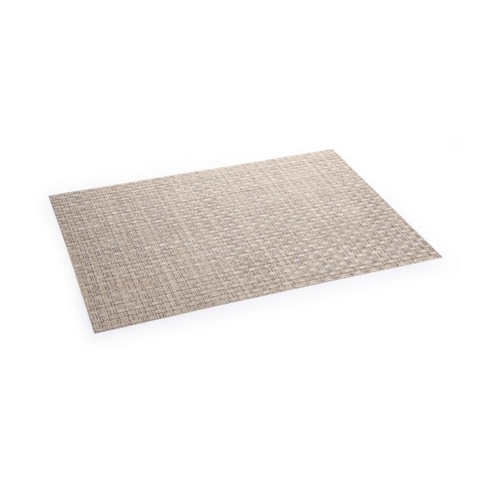 FLAIR RUSTIC étkezési alátét 45x32 cm, homok