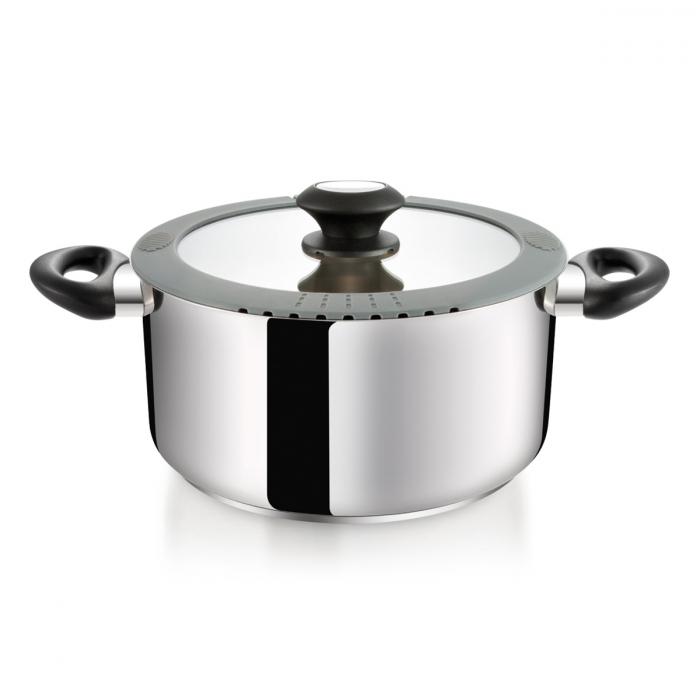 Tacho SmartCOVER com tampa, ø24 cm, 5.0 l