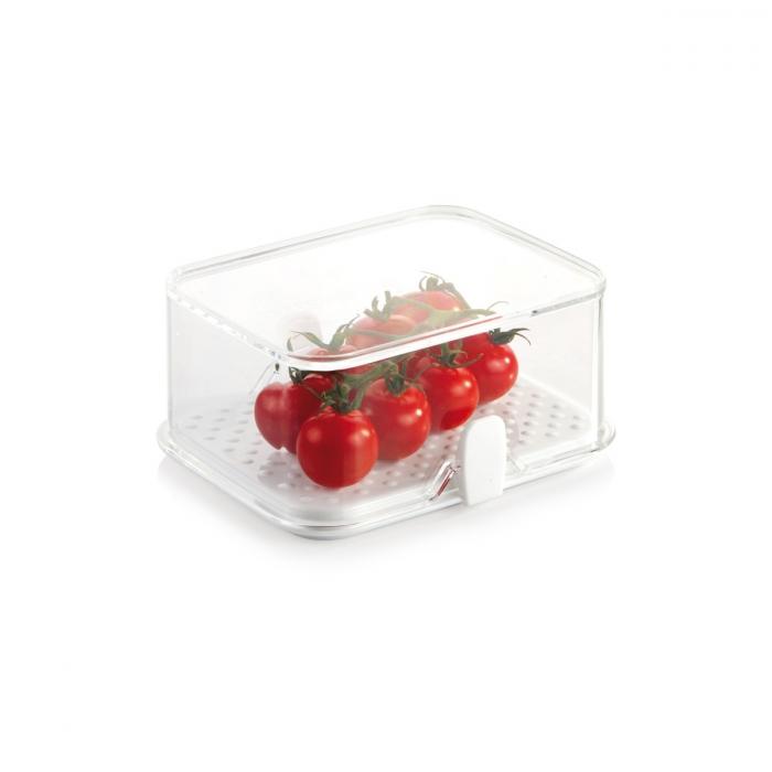 Contenedor saludable para el frigorifico PURITY 14x11 cm