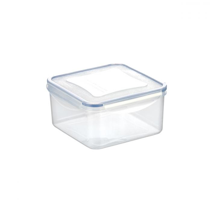 Contenedor cuadrado FRESHBOX, 0,7 l