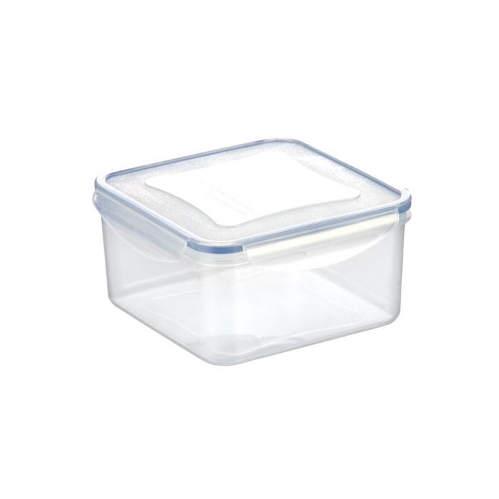 Caixa quadrada FRESHBOX 1.2 l
