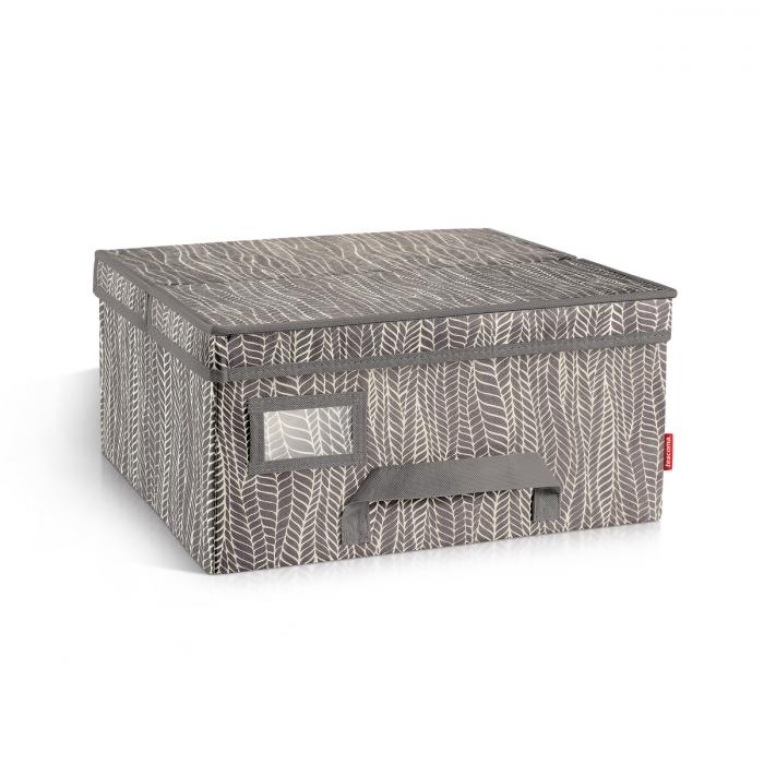 FANCY HOME ruházat tároló doboz 40 x 35 x 20 cm