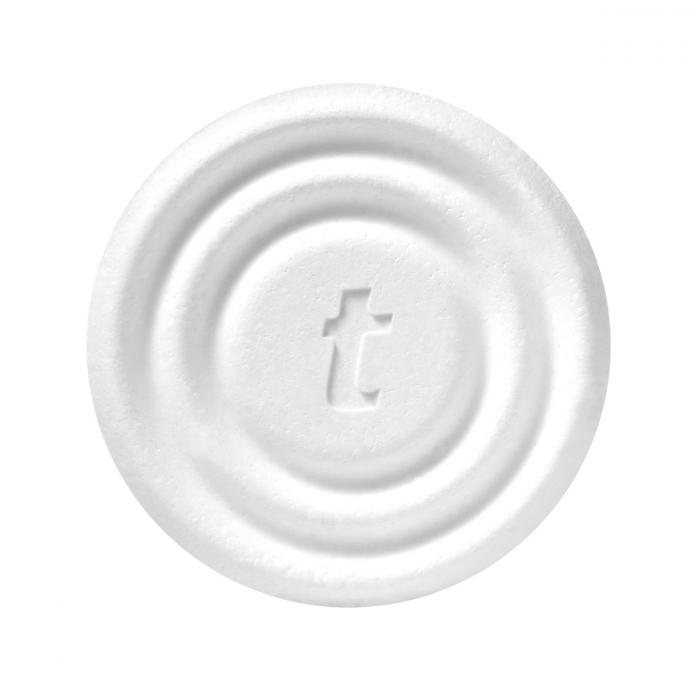 Tavoletta di ricarica per assorbi umidità CLEAN KIT, 2 pz