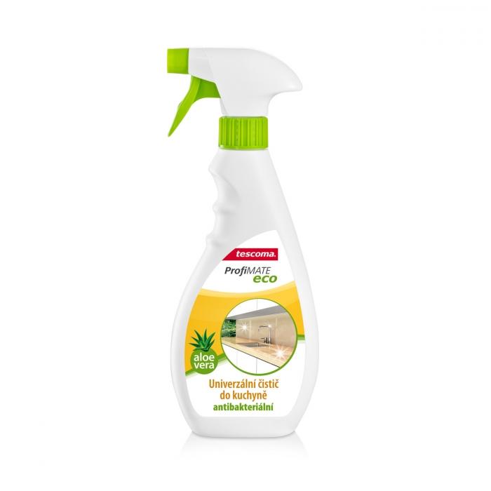 Produto de limpeza multiusos p/ cozinha ProfiMATE 500 ml, Aloe vera, antibacteriano