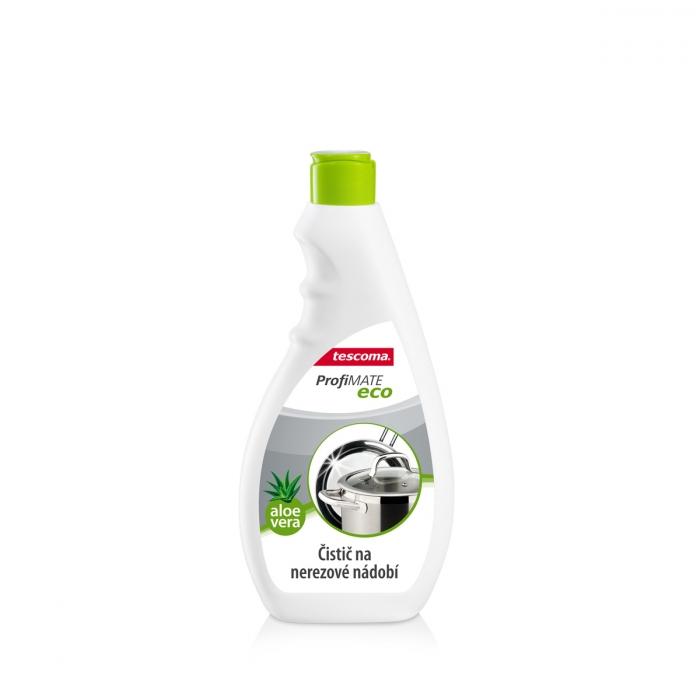 Produto de limpeza p/ tachos e panelas de aço inoxidável ProfiMATE 500 ml, Aloe vera