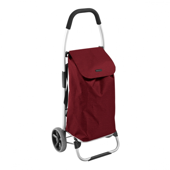 Nákupná taška na kolieskach SHOP!