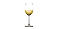 Poháre na biele víno CHARLIE 350 ml, 6 ks