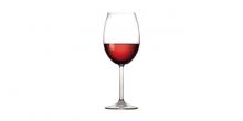 Copo de vinho tinto CHARLIE 450 ml, 6 pcs