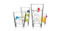 Značky na poháre myDRINK, 12 ks, oceán