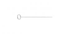 Jehla na špíz PRESTO 20 cm, 6 ks