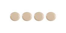 Protetores adesivos deslizantes para móveis PRESTO, 4 pcs, pequeno