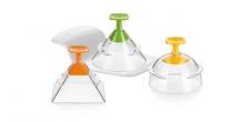 Formas 3D para empratar PRESTO FoodStyle, 3 formas