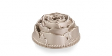 Forma bábovka vysoká DELÍCIA ø 24 cm, ruža