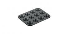 Forma 12 mini muffinov DELÍCIA 26 x 20 cm