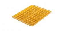 Forma p/6 waffles DELÍCIA SILICONE