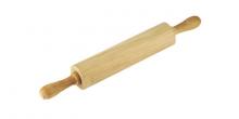Rolo da massa madeira DELÍCIA, 25cm,ø 6 cm