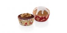Cukrárske mini košíčky DELÍCIA ø 4 cm, 100 ks,vianočné