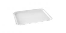 Tabuleiro DELÍCIA 35x25 cm, branco, 3 pcs