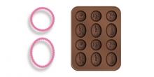 Forma p/ chocolate DELÍCIA KIDS, conto de fadas