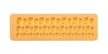Silikónové formičky DELÍCIA DECO, bordúra s kvietkami