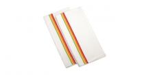 Utierka na riad PRESTO TONE 70x50 cm, 2 ks, biela