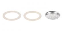 Silikónové tesnenie 2 ks a filter PALOMA, 9 šálok
