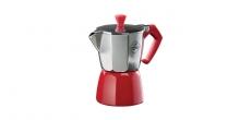 Espressokocher PALOMA Colore, 3 Tassen