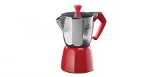 Espressokocher PALOMA Colore, 6 Tassen