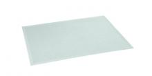 Base individual FLAIR STYLE 45x32 cm, azul céu