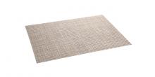 Base individual FLAIR RUSTIC 45x32 cm, areia