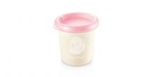Pojemnik PAPU PAPI 200 ml, 2 szt., różowy