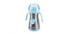 Termo fľaša PAPU PAPI 200 ml, modrá