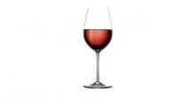 Copo de Vinho Tinto SOMMELIER, 6 pcs 450 ml