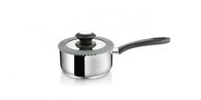 Stielkasserolle SmartCOVER mit Deckel, ø 16 cm, 1.5 l