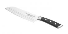 Nůž japonský AZZA SANTOKU 18 cm