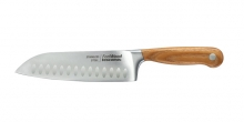 Nůž Santoku FEELWOOD 17 cm